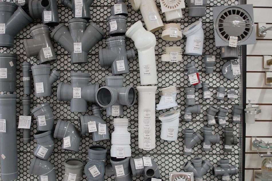 Купить канализационные трубы в городе Обнинске