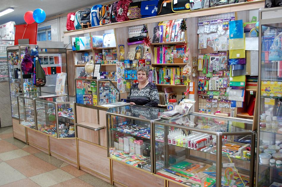 Магазин «Канцтовары» в городе Обнинске