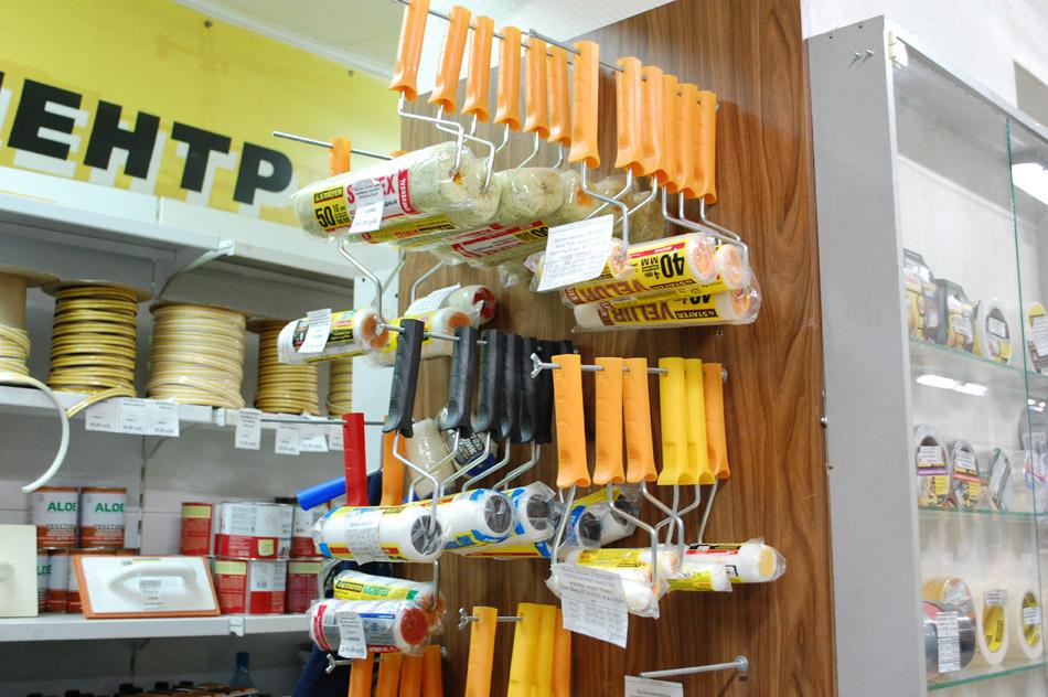 Купить кисти, шпатели и валики в городе Обнинске