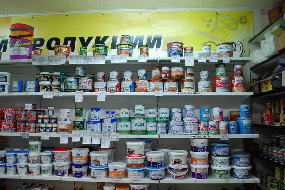 Купить краски, эмали и лаки в городе Обнинске