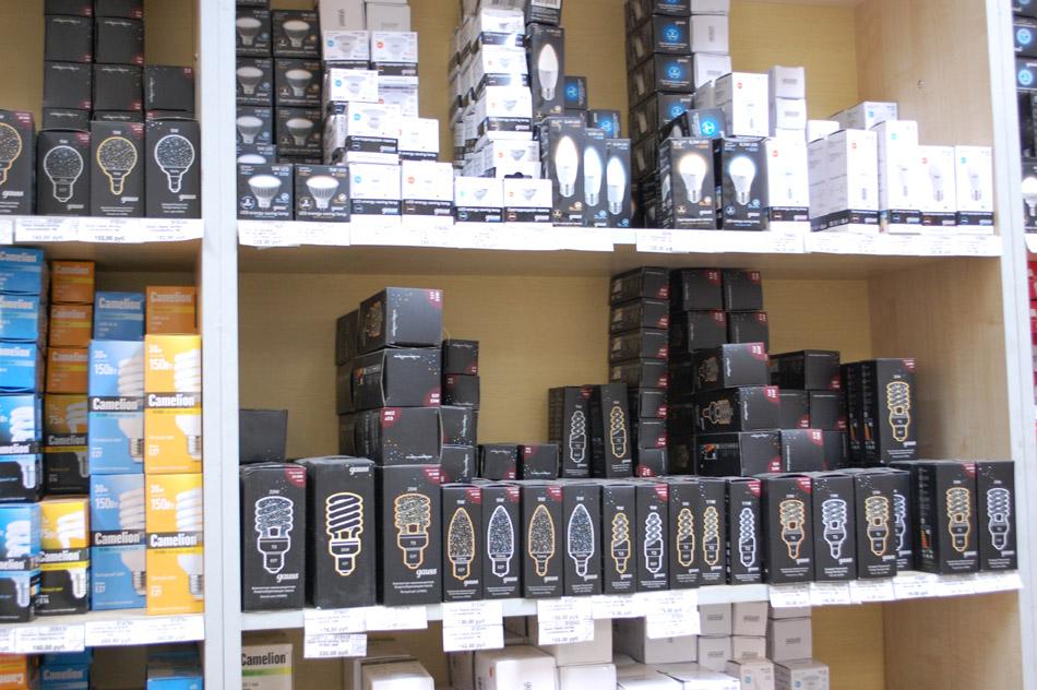 Купить лампочки в городе Обнинске