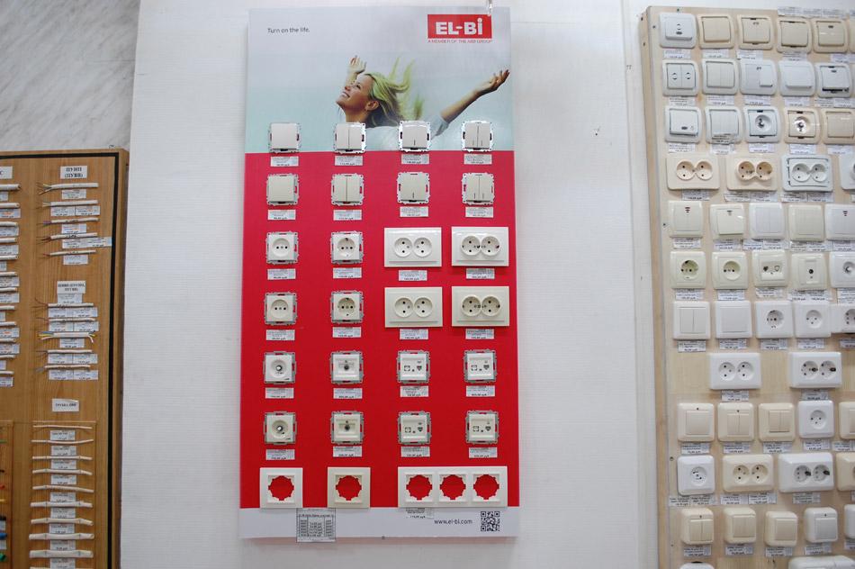 Купить выключатели, розетки и удлинители в городе Обнинске